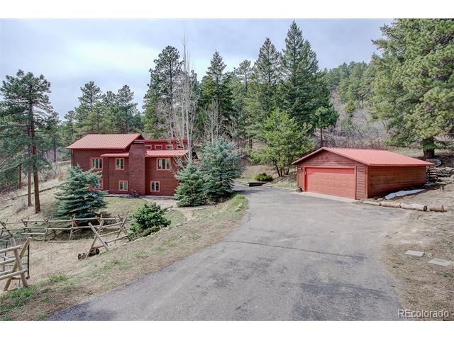 6453 Starlight Drive, Morrison, CO 80465