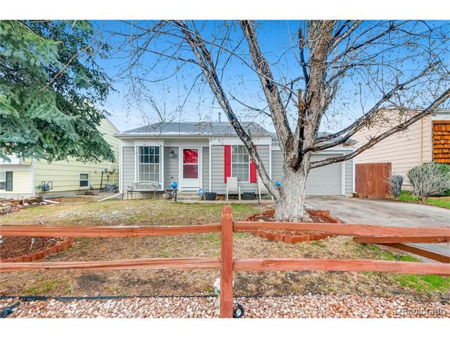 17767 Biscuit Root Drive, Parker, CO 80134