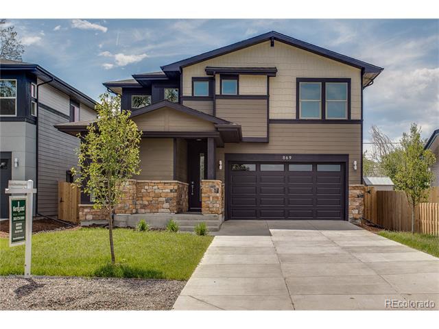 869 BENTON Street, Lakewood, CO 80214