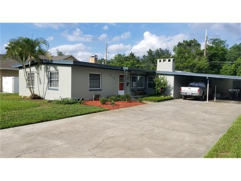 1327 DUNSANY AVENUE, ORLANDO, FL 32806