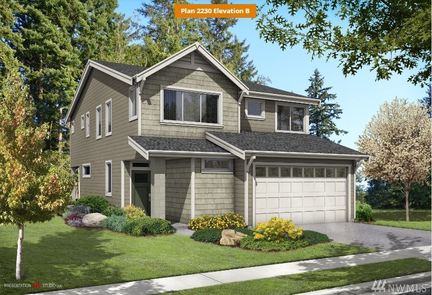 3037 S 276th           (Home Site 29) Ct, Auburn, WA 98001
