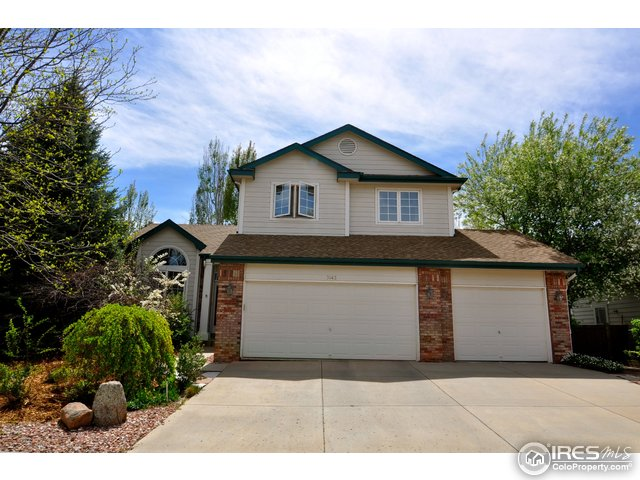 3143 Twin Wash Sq, Fort Collins, CO 80528