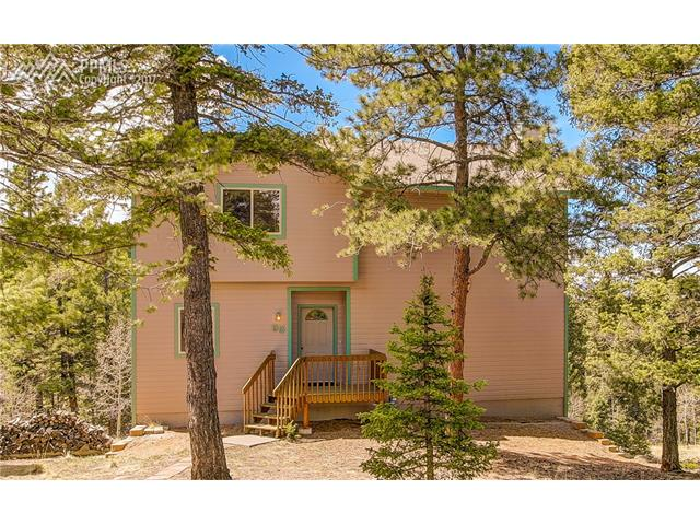 93 Cherry Lake Drive, Divide, CO 80814