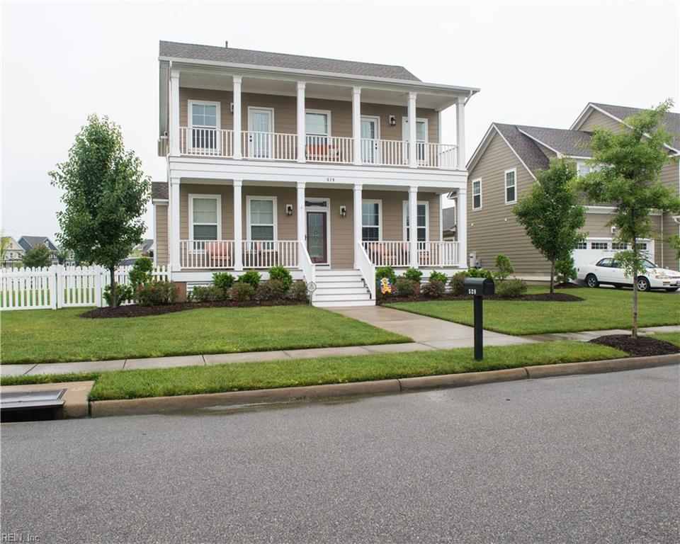 528 COLONEL BYRD ST, Chesapeake, VA 23323