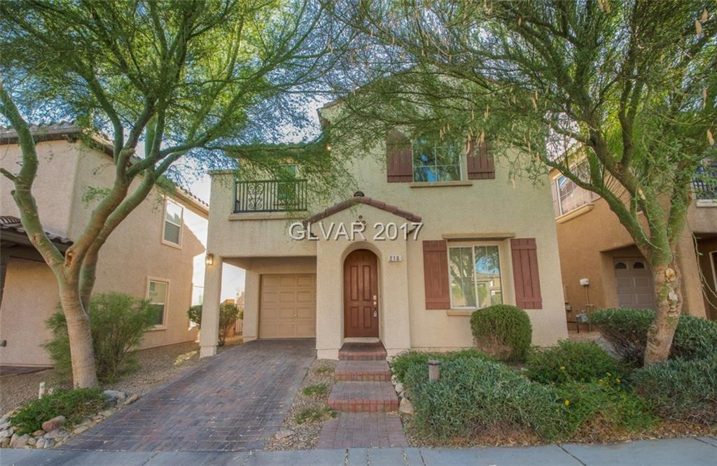 216 CARAWAY BLUFFS Place, Henderson, NV 89015