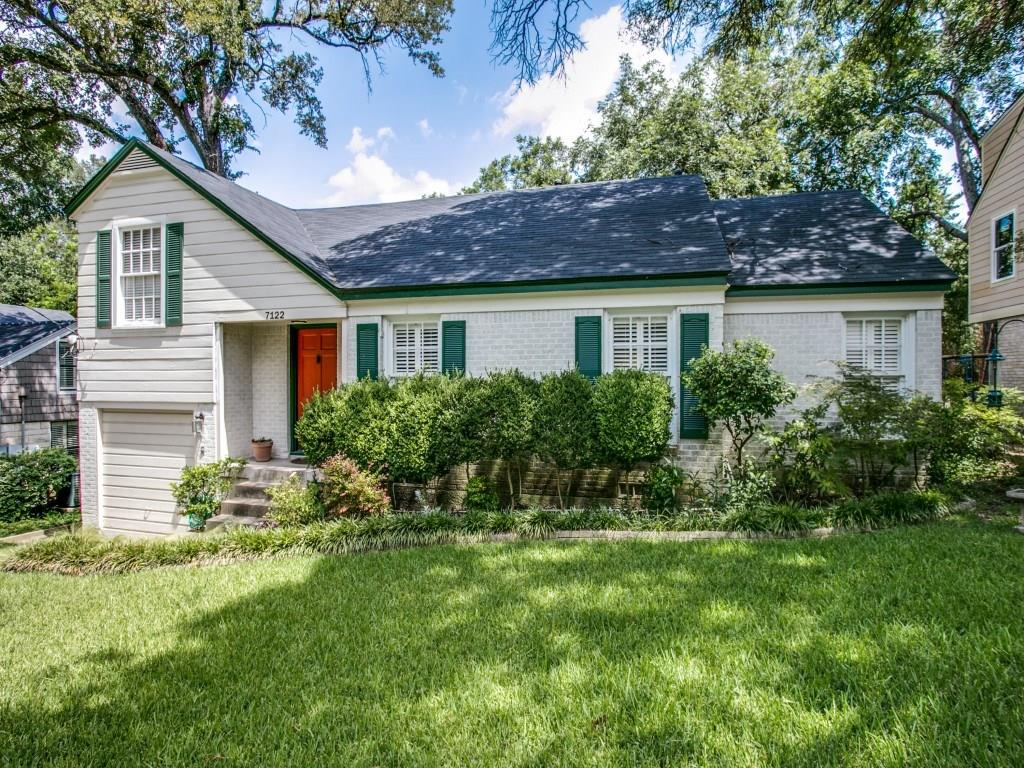 7122 Vivian Avenue, Dallas, TX 75223