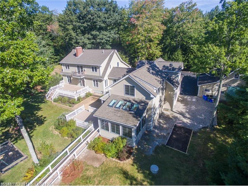 394 Greely Road EXT , Cumberland, ME 04021