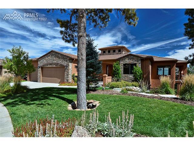 4727 Bella Collina Court, Colorado Springs, CO 80906