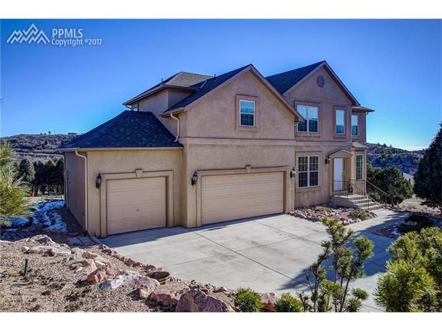 4240 Cedar Heights Drive, Colorado Springs, CO 80904