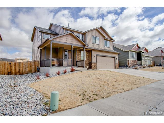 6052 San Mateo Drive, Colorado Springs, CO 80911