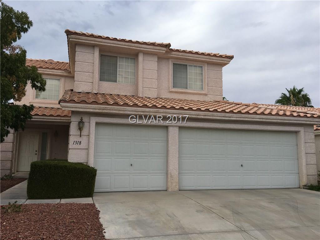 1318 SILVER KNOLL Avenue, Las Vegas, NV 89123