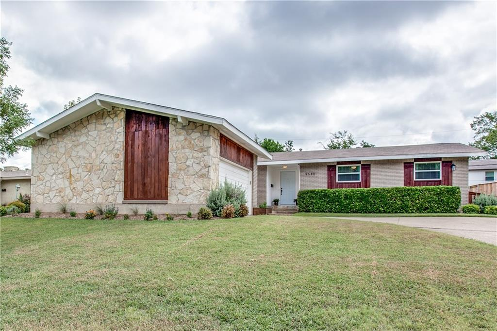 9646 Vinewood Drive, Dallas, TX 75228