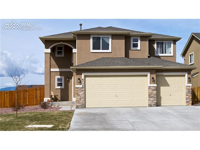 6758 Stingray Lane, Colorado Springs, CO 80925