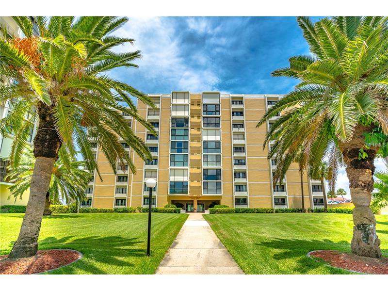 851 BAYWAY BOULEVARD 302, CLEARWATER BEACH, FL 33767