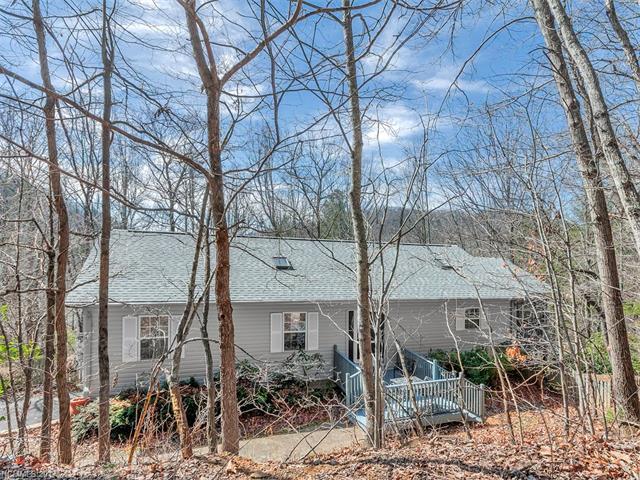 6 Chestnut Mountain Lane, Asheville, NC 28803