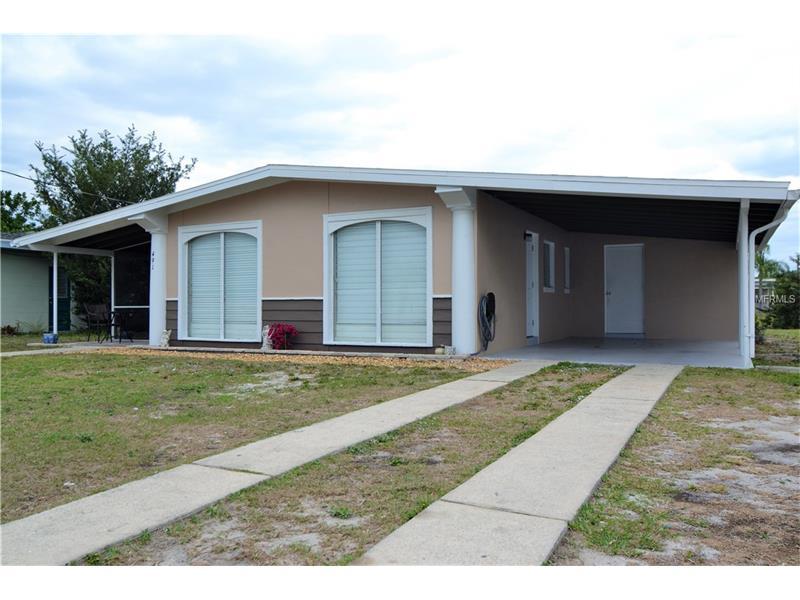 491 SHARON CIRCLE, PORT CHARLOTTE, FL 33952