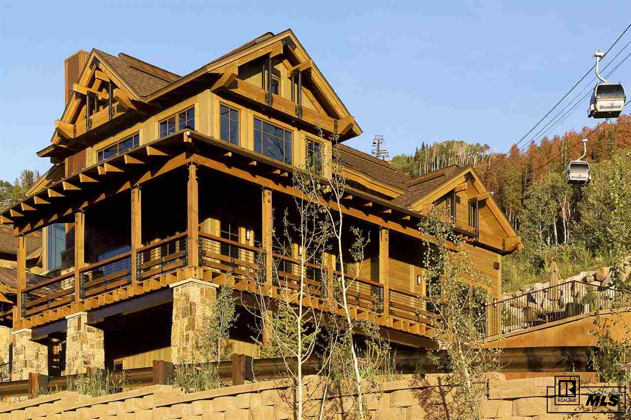 2542 Ski Trail Lane, Steamboat Springs, CO 80487