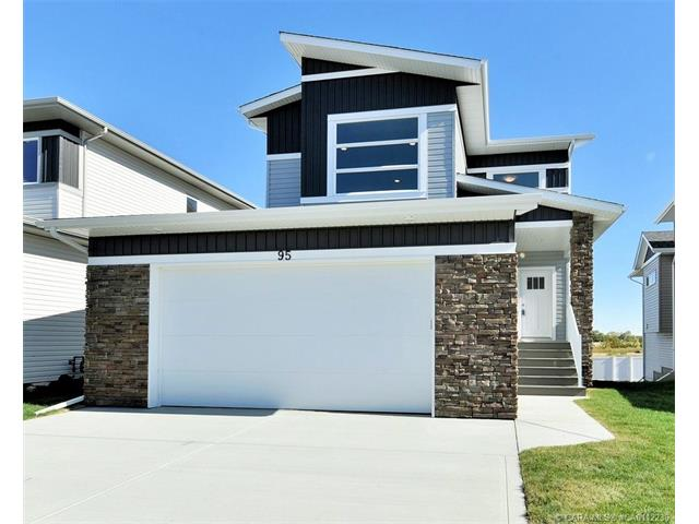 95 Vancouver Crescent, Red Deer, AB T4R 0T1