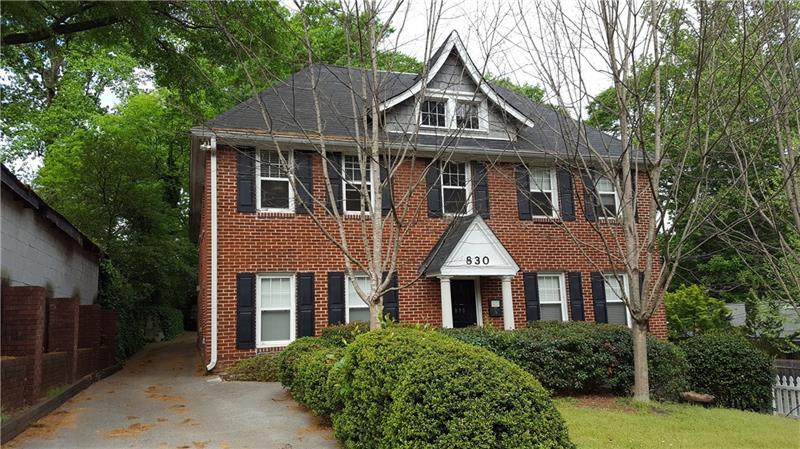830 NE Barnett Street 7, Atlanta, GA 30306