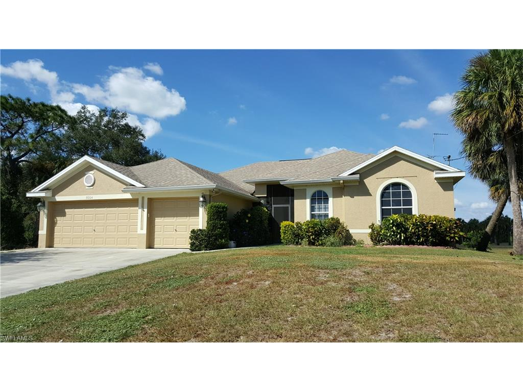 3004 Holt CT, LABELLE, FL 33935