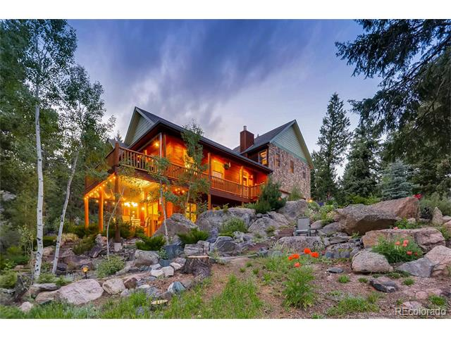 12296 Styve Road, Conifer, CO 80433