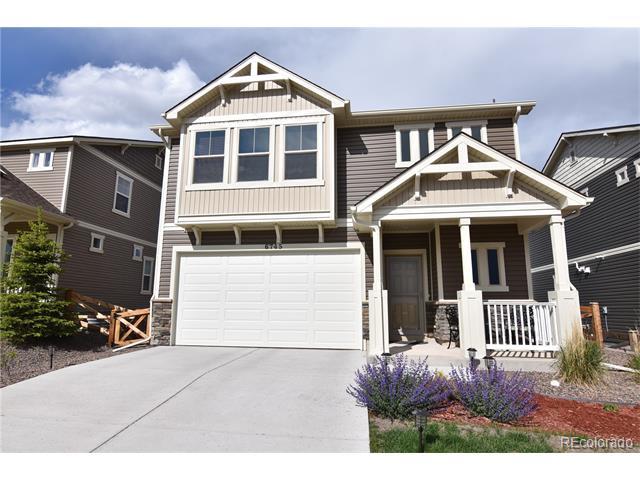 6745 Hazel Branch Court, Colorado Springs, CO 80927