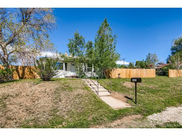 3485 S Canosa Court, Englewood, CO 80110