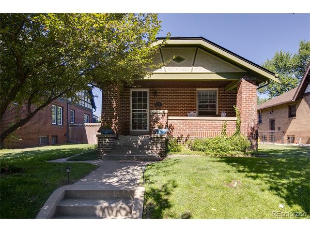 1481 S Logan Street, Denver, CO 80210
