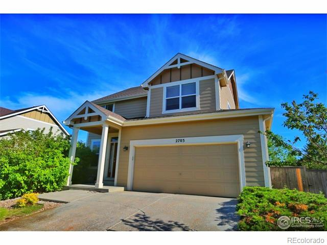 2703 Brush Creek Drive, Fort Collins, CO 80528
