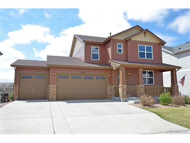 8219 Hollygrape Lane, Colorado Springs, CO 80927