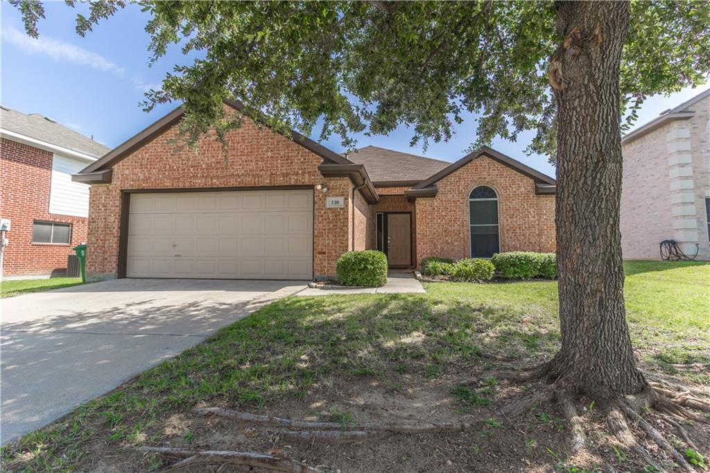 320 Benton Drive, Roanoke, TX 76262
