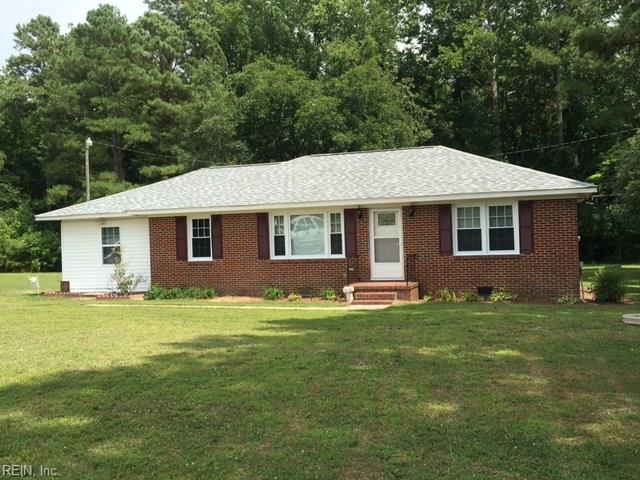 28451 Walters HWY, Carrsville, VA 23315