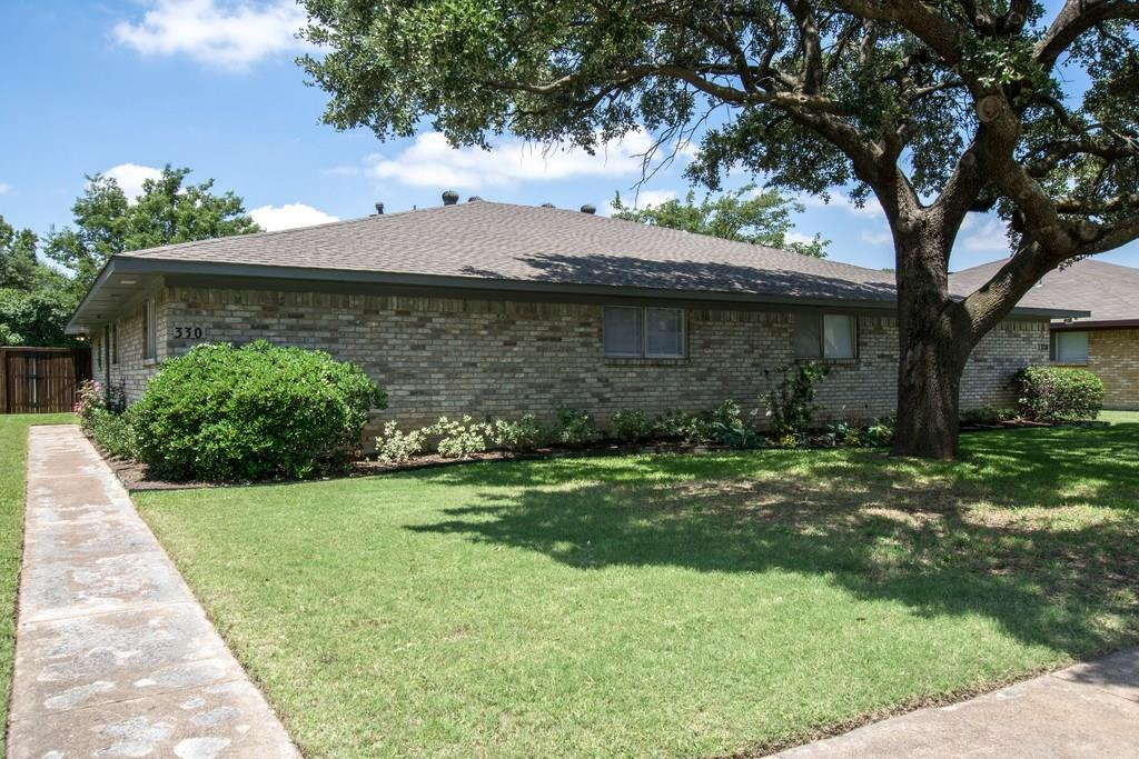 330 Towne House Lane, Richardson, TX 75081