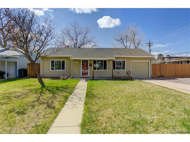 2701 S Forest Street, Denver, CO 80222