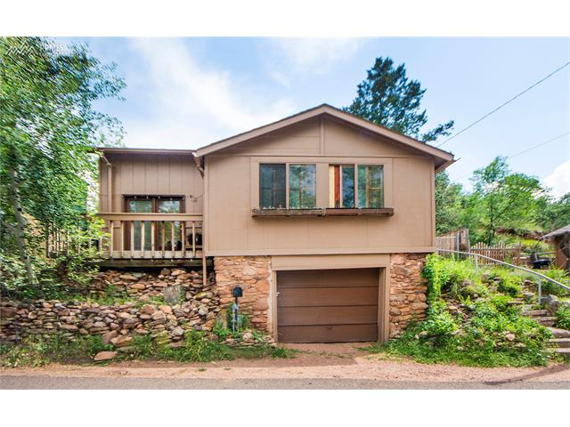 231 Plainview Place, Manitou Springs, CO 80829