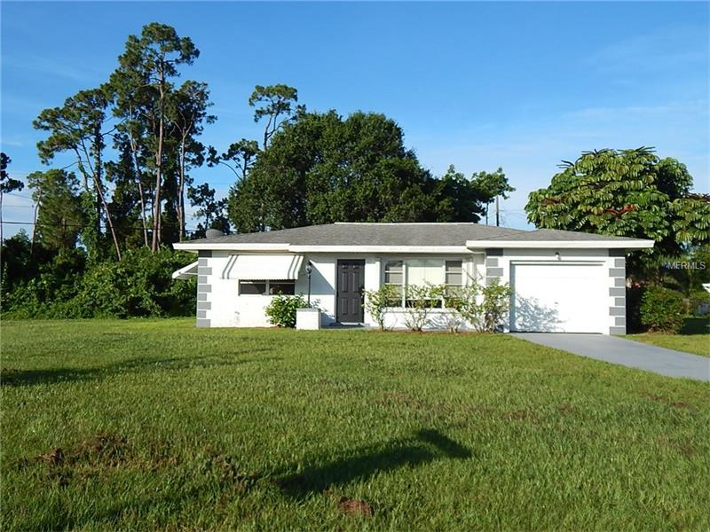 22247 NEW ROCHELLE AVENUE, PORT CHARLOTTE, FL 33952