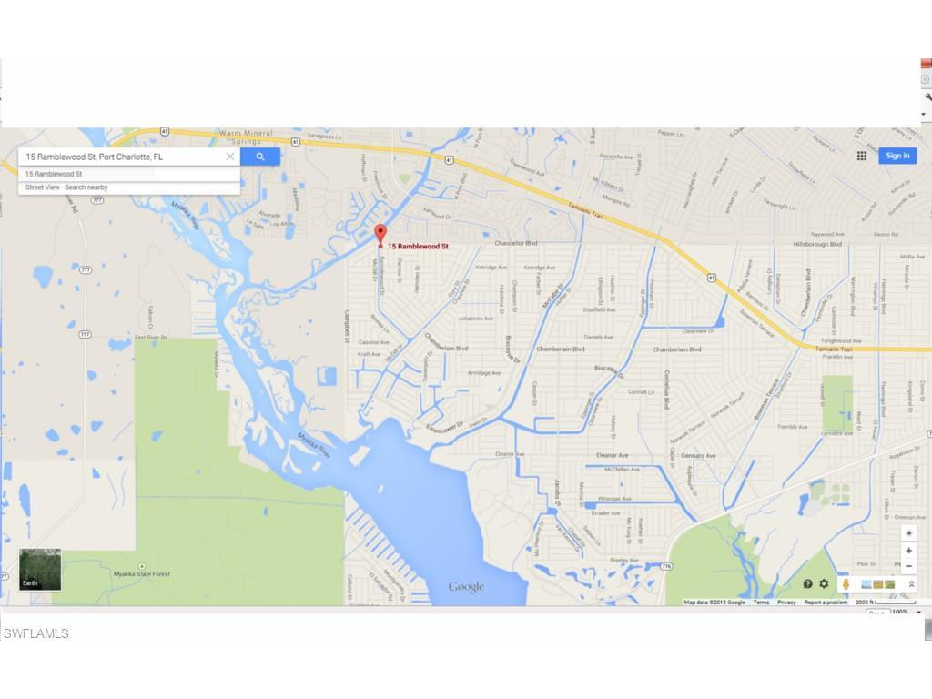 15 Ramblewood ST, PORT CHARLOTTE, FL 33953