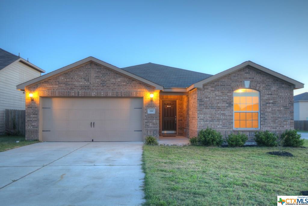 200 J E Brown, Jarrell, TX 76537