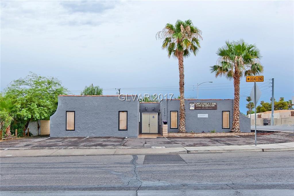 3390 SANDHILL Road, Las Vegas, NV 89121