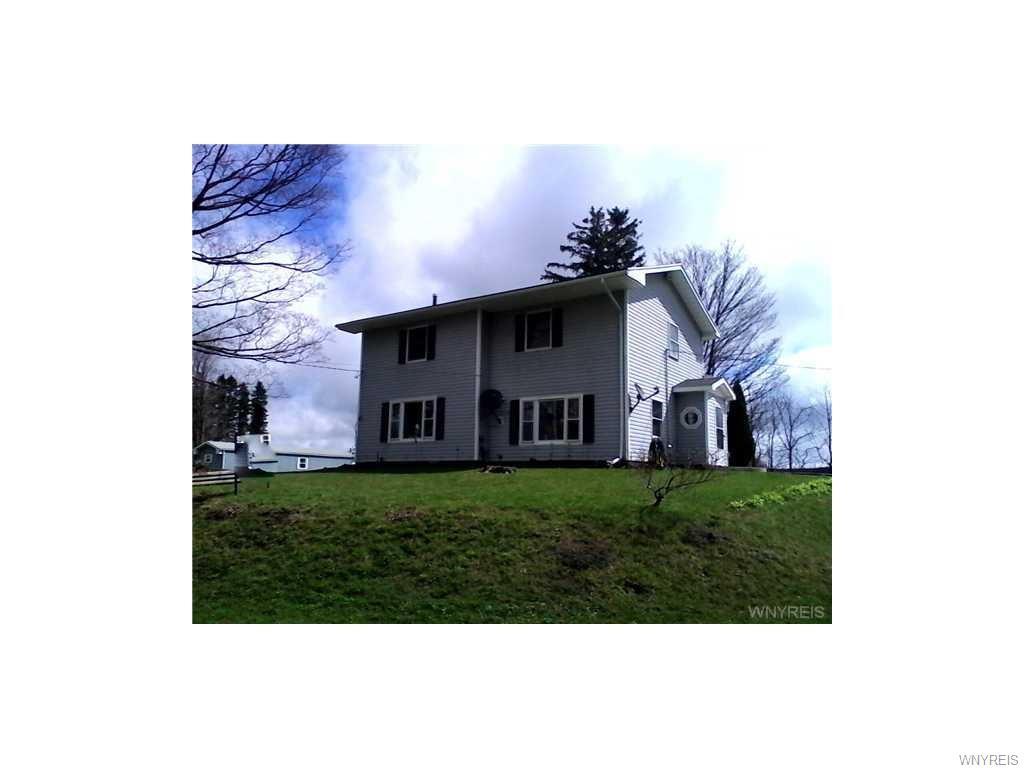 4455 Bumbacker, Wethersfield, NY 14066