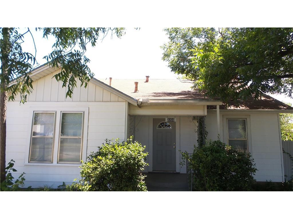2233 S 7th Street, Abilene, TX 79605
