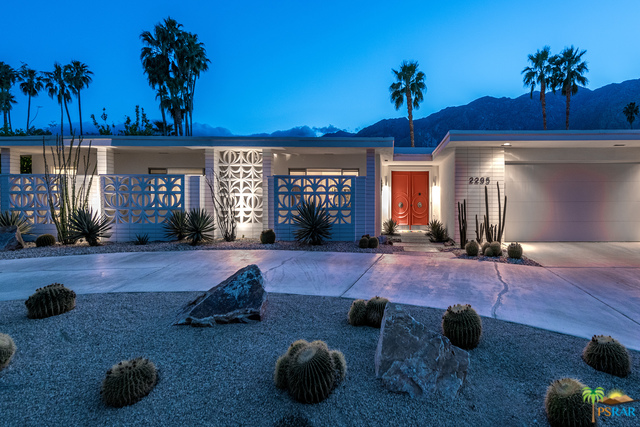 2295 S Alhambra Drive, Palm Springs, CA 92264