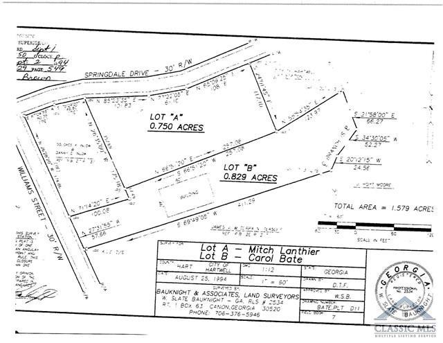 333 Springdale Dr, Hartwell, GA 30643