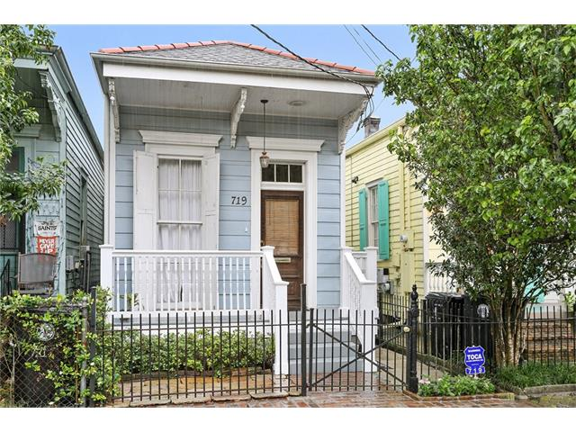 719 PLEASANT Street, New Orleans, LA 70115
