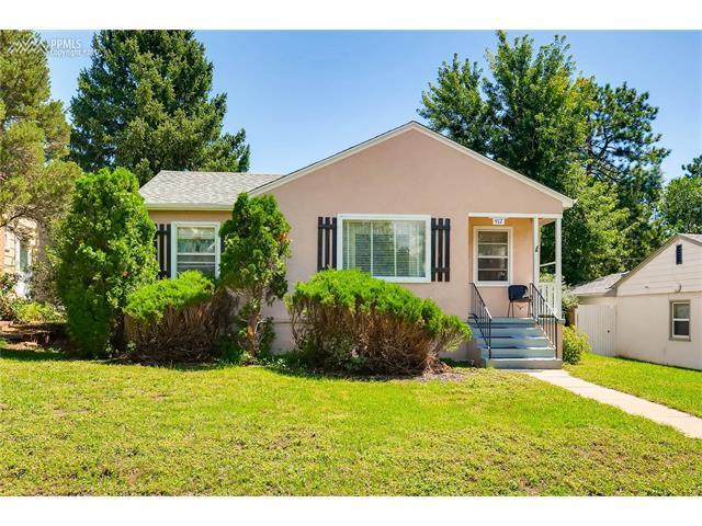917 N Foote Avenue, Colorado Springs, CO 80909
