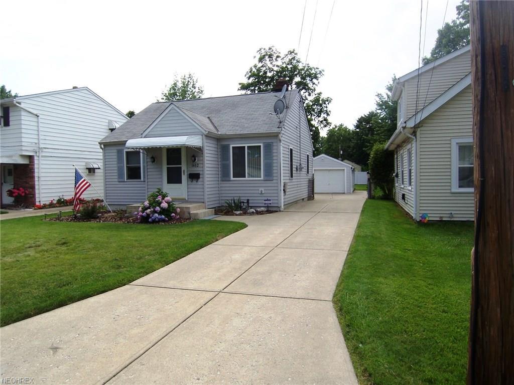 1462 E 332 St, Eastlake, OH 44095
