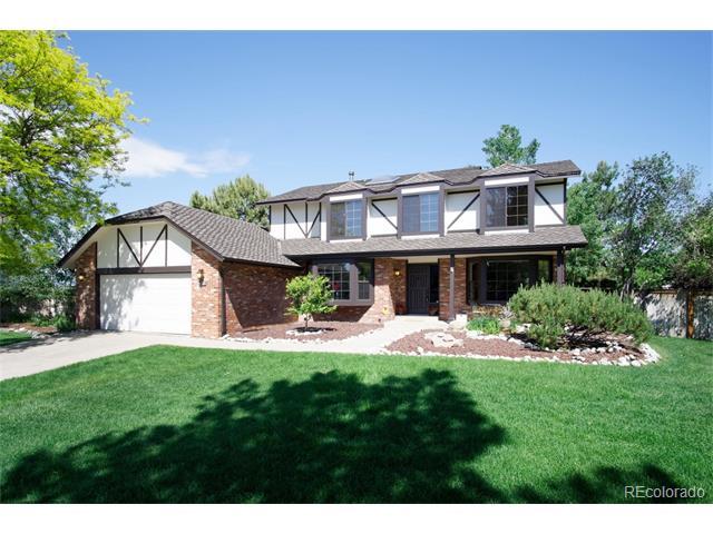 8863 S Indian Creek Street, Highlands Ranch, CO 80126