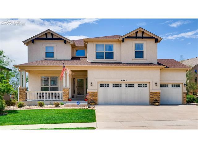8840 Rory Creek Street, Colorado Springs, CO 80924