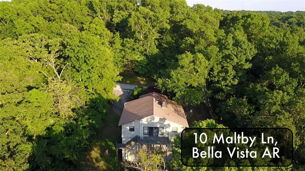 10 Maltby LN, Bella Vista, AR 72714
