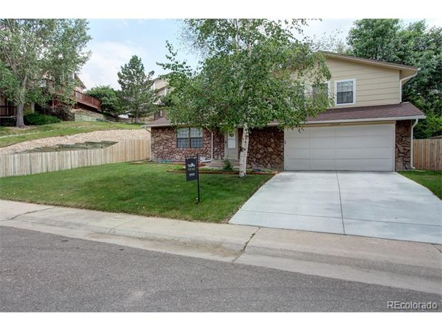 7604 W Ontario Place, Littleton, CO 80128